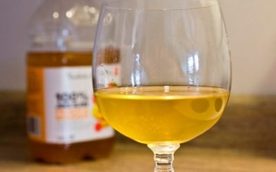 make wine from apple juice
