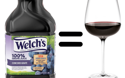 make wine from welchs grape juice